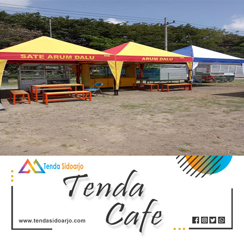 jual tenda cafe murah kalimantan