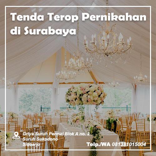 tenda terop pernikahan surabaya